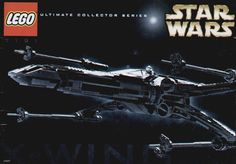 Star Wars Ultimate - X-wing Fighter [Lego 7191]