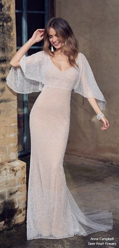 Anna Campbell 2019 Wedding Dresses – Wanderlust Collection. Abiti Da  DamigellaAbiti Da SposaMatrimoni ... 836cac4a139a