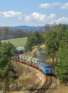 Rail Transport, Bahn, Techno, Transportation, Railings, Train, Paths, Czech Republic, Techno Music