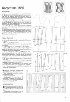 Копилка рукодельных идей и мк: Старинные (исторические) платья с выкройками