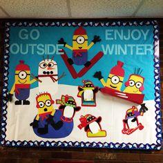 Bulletin board. Elementary PE