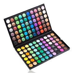 Amazing eyeshadow palette with 120 colors <3