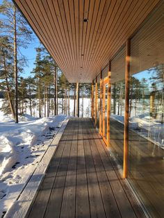 Archipelago, Four Seasons, Ecology, Contemporary, Modern, Finland, Sustainability, Sidewalk, Villa