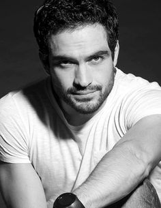 Alfonso Herrera photographed by Loga Laris for GQ.