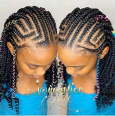 2020 braided hairstyles for black kids - naija& daily - . 2020 braided hairstyles for black kids - naija& daily - Soft, shiny,. Lil Girl Hairstyles, Black Kids Hairstyles, Natural Hairstyles For Kids, Kids Braided Hairstyles, African Braids Hairstyles, Natural Hair Styles, African Hairstyles For Kids, Braided Mohawk, Daily Hairstyles