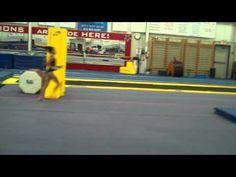 ▶ Cincinnati Gymnastics Hurdles - YouTube