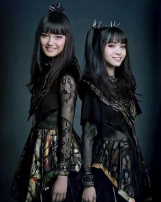 Baby Metal, Metal Girl, Very Pretty Girl, Pretty Face, Japanese Girl Band, Moa Kikuchi, Aesthetic Women, Aesthetic Tattoo, Best Friend Pictures