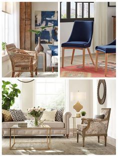 Chairs from Home Depot