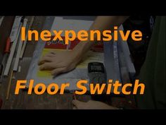 DIY Pressure Plate Switch for your Haunted House