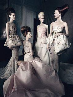 Paolo Roversi #fashion #woman #style