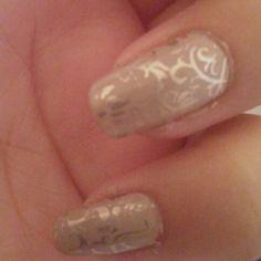 Stamping dorado