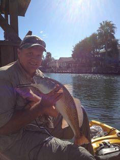 Kayak Fishing!
