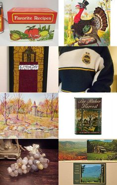 ~ RECIPE  ~ For ~ FALL ~  by Terese USA Eastern Time Zone on Etsy--Pinned with…