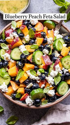 Healthy Salad Recipes, Vegetarian Recipes, Cooking Recipes, Grilled Pesto Chicken, Salads To Go, Fruit Salads, Easy Summer Salads, Summer Recipes, Pasta Salat