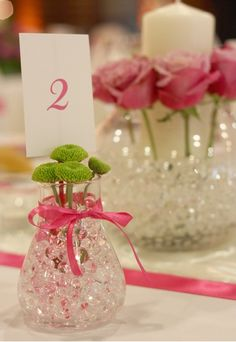 With lavender or white roses Pink Wedding Theme, Diy Wedding, Wedding Ideas, White Roses, Unique Weddings, Big Day, Pink And Green, Christmas Bulbs, Table Decorations