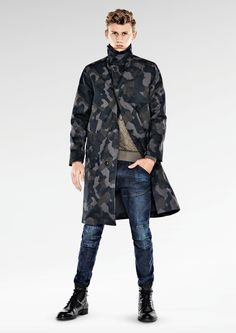 Lookbook: G-Star RAW Pre AW14 | IBEYOSTUDIO #GStarRAW #Lookbook #Denim #Fashion #Look #Men #Style #TypeC