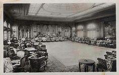 First class lounge, RMS Berengaria