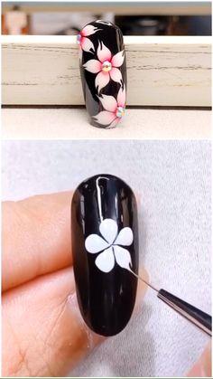 nail art videos / nail art designs ` nail art ` nail art designs for spring ` nail art videos ` nail art designs easy ` nail art designs summer ` nail art diy ` nail art summer Nail Art Designs Videos, Nail Design Video, Nail Art Videos, Simple Nail Art Designs, Nail Designs, Nail Art Tutorials, Nail Art Hacks, Nail Art Diy, Diy Nails