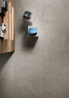 Mirage Mashup Block   Concrete Look Tile   Available at Ceramo