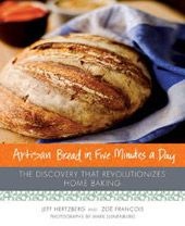 Book Review:  Artisan Bread in 5 Minutes a Day