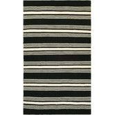 Found it at Wayfair - Grand Cayman Admiral Black/Ivory Indoor/Outdoor Area Rug