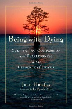 Being with Dying: Cultivating Compassion and Fearlessness in the Presence of Death by Joan Halifax http://www.amazon.com/dp/1590307186/ref=cm_sw_r_pi_dp_QEfpwb1VM338Q