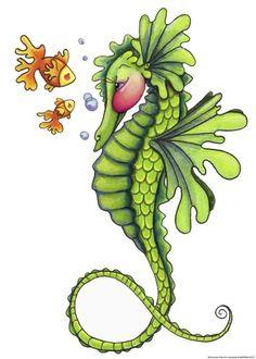 Sea+Dragon seahorse