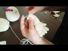 Best 10 Hello My dear Mom Knitting Toy Workshop Amigurumi Ahu Baby … – – SkillOfKing. Crochet Doll Dress, Crochet Doll Pattern, Crochet Patterns, Baby Knitting Patterns, Toy Workshop, Wool Dolls, Crochet Angels, Crochet Needles, Barbie Dress