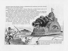 Albert Robida, influence on Howl's Moving Castle Old Paris, Military Humor, Images And Words, Howls Moving Castle, Hayao Miyazaki, Retro Futurism, Dieselpunk, Historian, Vintage Images