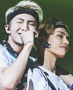 Roommates, brothers, cuties - these babies are so precious TT #V #Rapmoster #doubletrouble