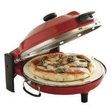 Countertop Pizza Oven Sur La Table : Sur La Table?s Petite Pizzeria is a countertop pizza oven that heats ...