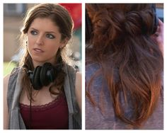 Beca's Hairstyle from Pitch Perfect (Scene 1)