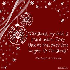 Beth K. Vogt   In Others' Words: Choosing Sides on Christmas   http://www.bethvogt.com