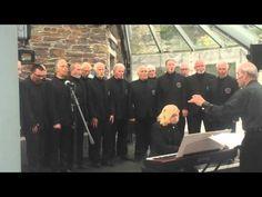 Polperro Fishermen's Choir - Festival of the Sea 2016 - YouTube