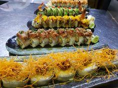 Amazing sushi !! real food porn 😍