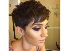 Versuchen Sie Dİese Perfekte Kurzhaarfrisuren, Wenn Sie Ihren Friseur Besuchen - Frisur Tutorials