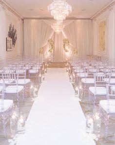 Featured Photographer: Blush Photography; Wedding ceremony idea.