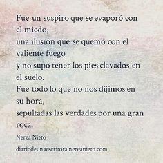 Un suspiro… #poesía