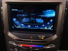 Nvidia shows how your car's displays could work (pictures)