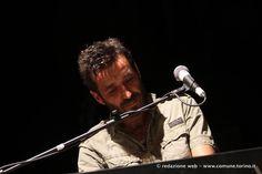 Daniele Silvestri al #TrafficFestival 2013. #OGR - #Torino