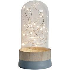 Lampka dekoracyjna led lampka nocna. Idealna do stworzenia przytulnego klimatu w salonie lub sypialni