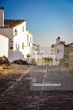 The #village of #Monsaraz - #Alentejo, #Portugal.  | #stock #photography #print #gettyimages #travel |