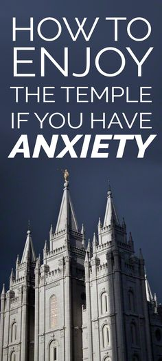 For Latter-day Saints, attending the temple is meant to represent a beautiful communion with God. The House of the Lord offers peace, guidance, and a chance to be nearer to heaven than anywhere else in the world. However, some members of the Church who struggle with mental illnesses can find visiting the temple difficult. Various …