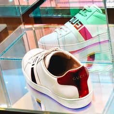 362f69ec776a Give us all the Gucci at Selfridges Birmingham Shoe Galleries Shoe Gallery