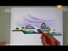 architect emad zand - sketch 16 - خلاقيت در معماري عمادالدين زند