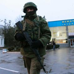 Ukraine Minister accuses Russia of armed invasion