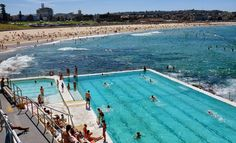 We want you to take full advantage of just how incredible Sydney can be when it's hot and beautiful, so here are our ten favourite outdoor pools to cool down in.