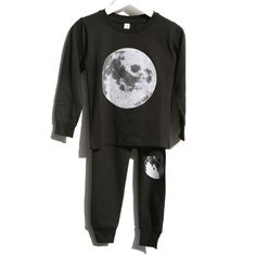 because kids love the moon