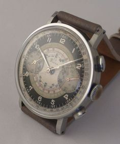 Vintage Watches Collection : Omega Chronograph - Watches Topia - Watches: Best Lists, Trends & the Latest Styles Old Watches, Fine Watches, Vintage Watches, Wrist Watches, Amazing Watches, Beautiful Watches, Breitling Watches, Breitling Navitimer, Vintage Omega