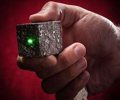 Star Trek Borg Cube Keychain Flashlight - https://tiwib.co/star-trek-borg-cube-keychain-flashlight/ #StarTrek #gifts #giftideas #2017giftideas #xmas